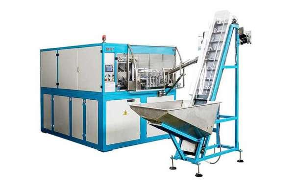 Information of Bottle Bloing machine Working Principle