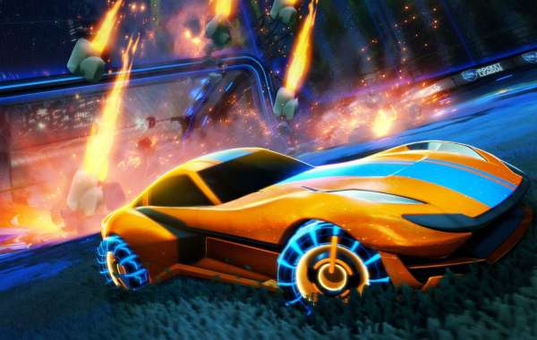 There's a new way to browse in-game items in Rocket League