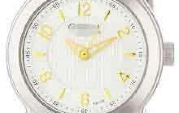 Custom High-Quality White Watch Dial