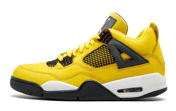 CT8527-700 Air Jordan 4 Lightning to release sometime in August 2021