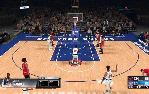List of the Best Offensive Rebounders in NBA 2K21