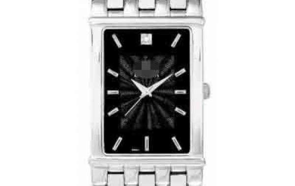 Customize Unique Elegance White Watch Dial
