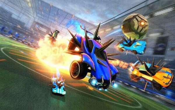 Rocket League's new Blueprints get a price reduction