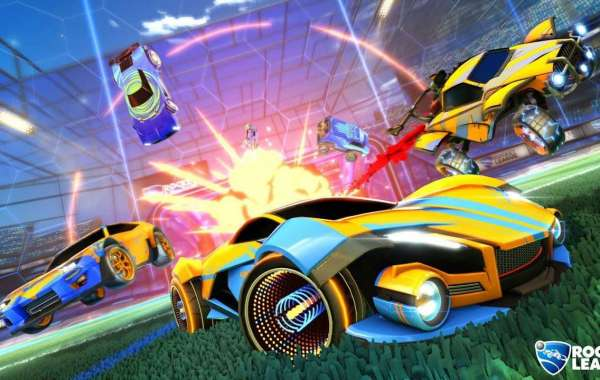 We are working on a big update to Rocket League later