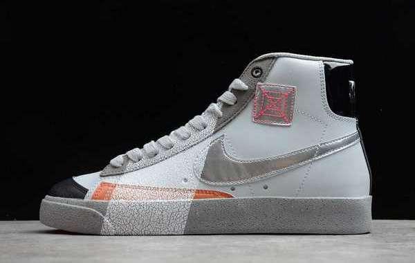 """This Nike Blazer Mid 77 Vintage """"Shanghai"""" is on sale."""