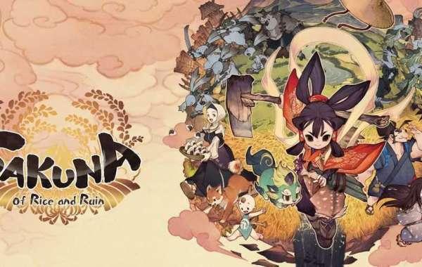 totes adorbs RPG farming sim Sakuna: Of Rice and Ruin