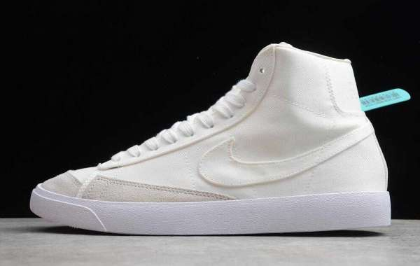 Where to Buy New Nike Blazer Mid 77 VNTG WE Sail White ?