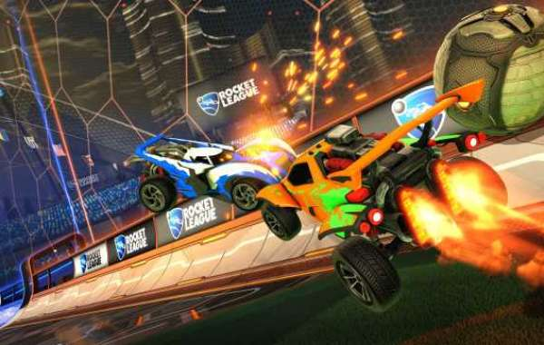 Gave Psyonix a fine reaction about move-play for Rocket League