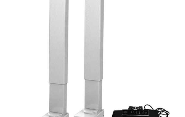 The Working Principle of Electric Lifting Column
