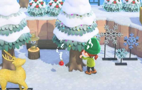 Winter introduces Animal Crossing New Horizons players to new seasonal aid