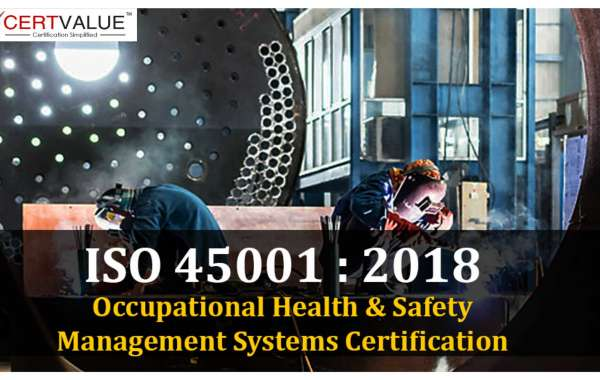 How can ISO 45001 In Ukraine manufacturing companies?