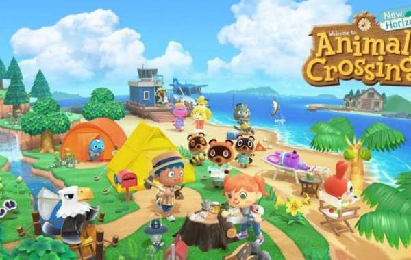Animal Crossing New Horizons for the reason that title's inception