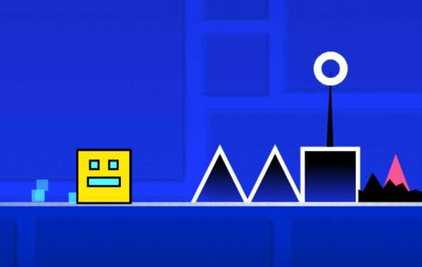 Endless Running Games Online: Geometry Dash