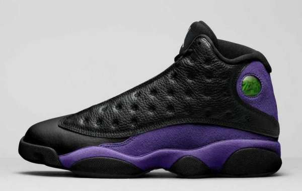 "Air Jordan 13 ""Court Purple"" DJ5982-015 2021 Hot Sell"