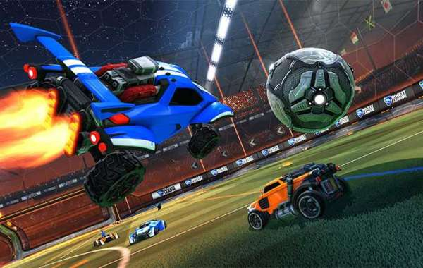 Rocket League is available on PlayStation 4 Xbox One