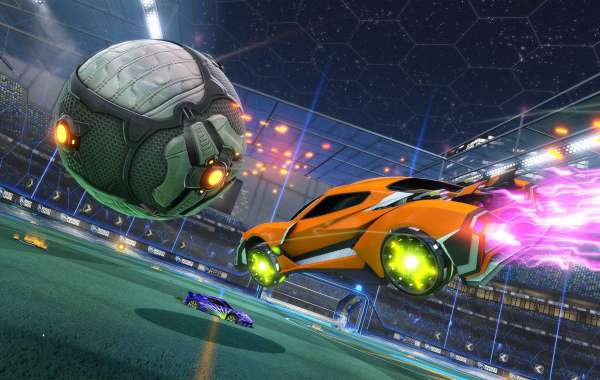 Rocket League has been a quite straight forward recreation