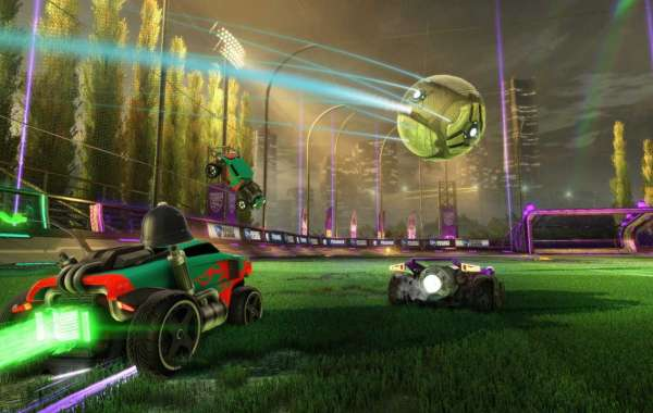 Rocket League is first tournament of the year