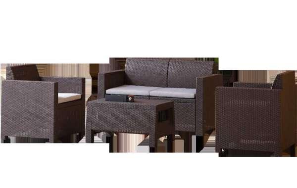 Cleaning and Maintaining Plastic Rattan Corner Sofa