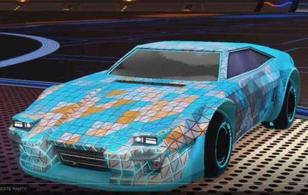 rocket league quality vehicle 2020 - rocket league top car body