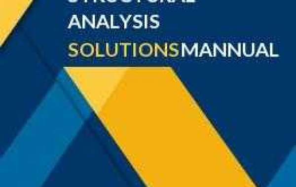 Logical reasoning behind the availing of Structural Analysis Kindle Edition Solutions Manual services