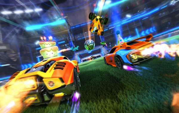 Rocket League's Lucky Lanterns event is offering up free gear until March 1