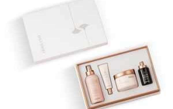 Luxury Cosmetic Gift Box Packaging Improve Sales