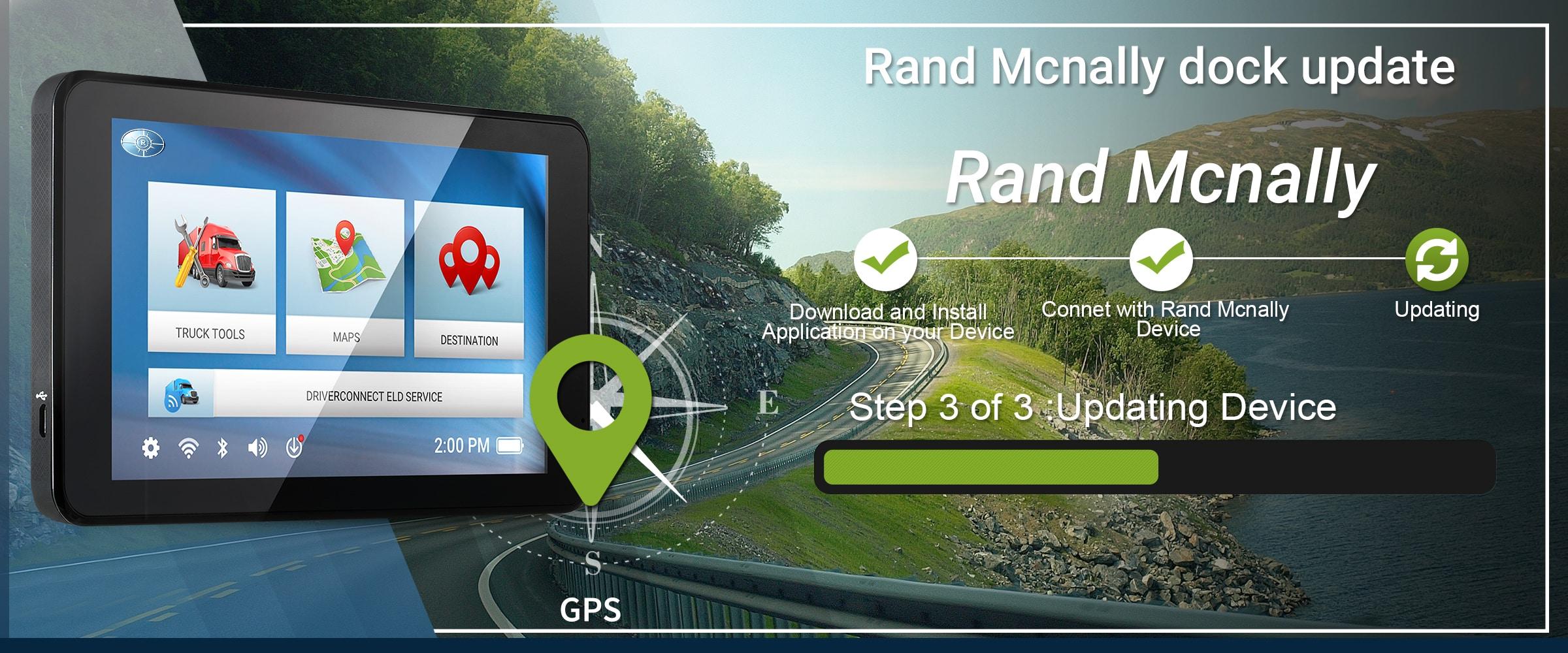 Rand Mcnally Dock Update | Rand McNally Update