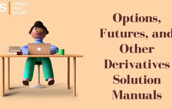 Options, Futures, and Other Derivatives Solution Manuals