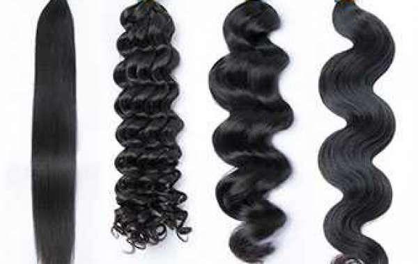 Brazilian, Cambodian, Malay, Indian Or Peruvian Hair