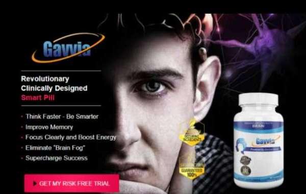 Gavvia Brain Pills Reviews - Improve Your Brain Health!