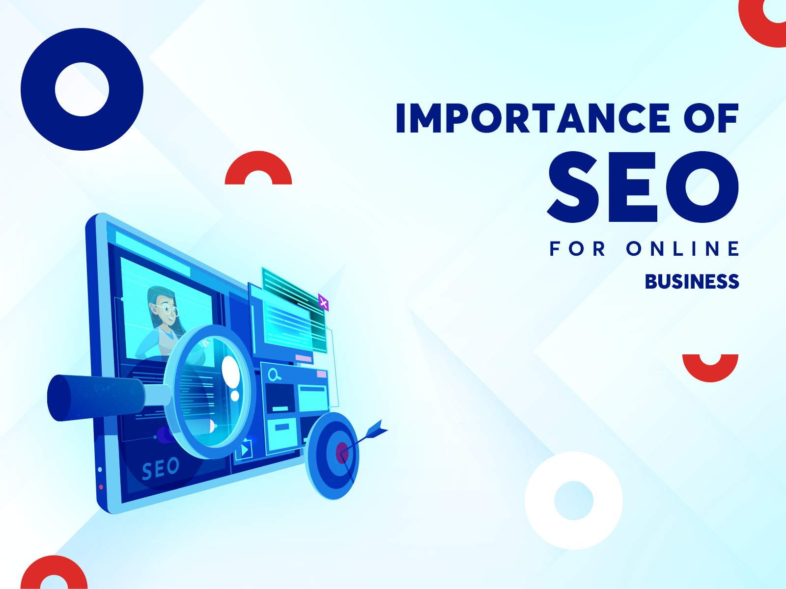 Importance Of SEO For Online Business - App Infusion