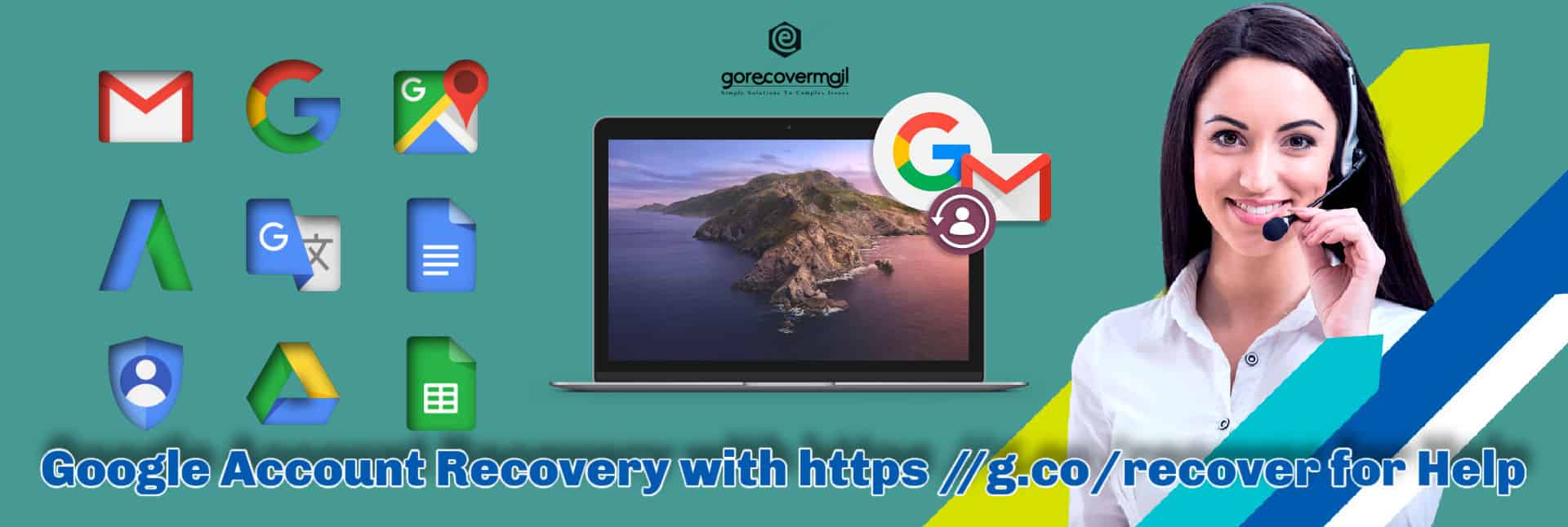 Toll-Free Number - 1 (888) 718-0745 | Google Account Recovery