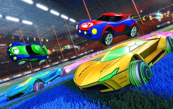 Rocket League is getting yet every other new