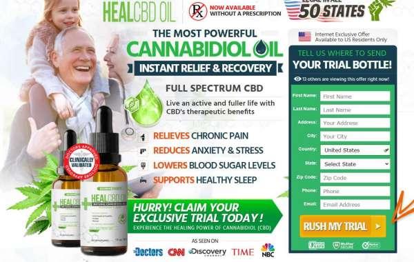 Heal CBD Oil: