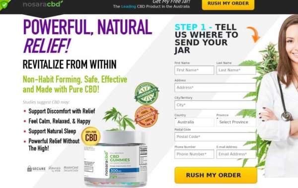 Nosara CBD Gummies Australia, Canada & United Kingdom Reviews 2021 | 100% Natural