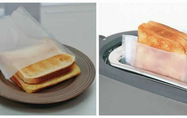 Txyicheng Toaster Bags Let You Toast Veggie Burgers, more