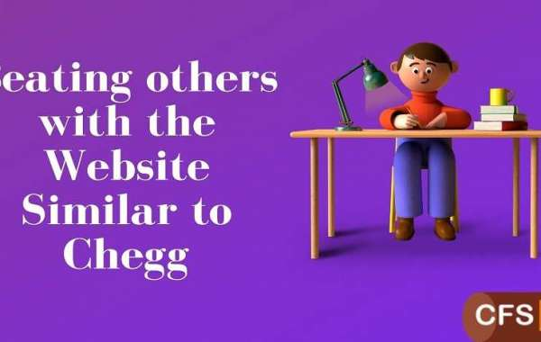 Beating others with the Website Similar to Chegg
