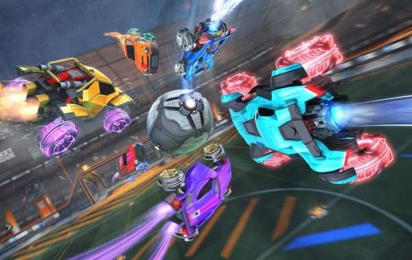The game is the elimination of loot bins from Rocket League