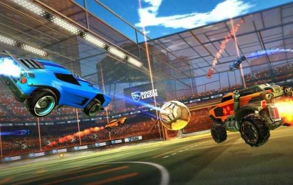 You can earn credits in Rocket League through choosing up a percent