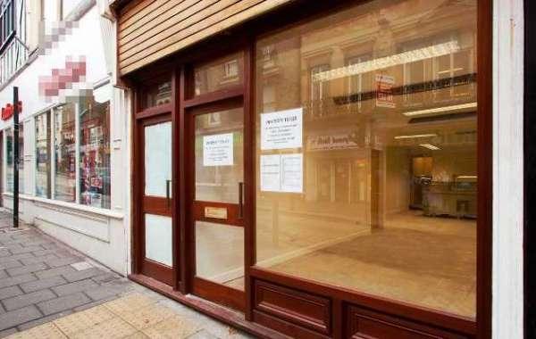 Wooden Shopfront London