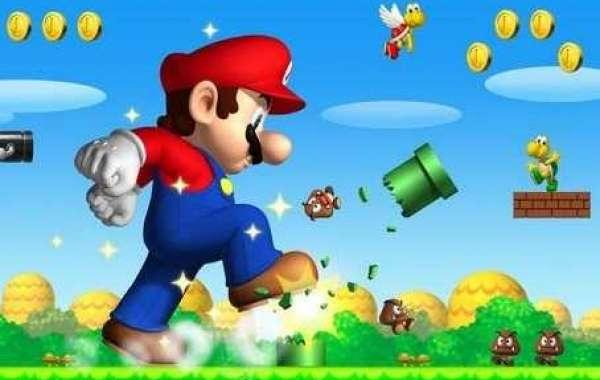 Gameplay Although New Super Mario Bros