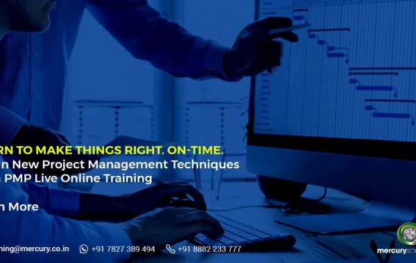 Want to be Project Manager? Get PMP certification training from Mercury Solutions