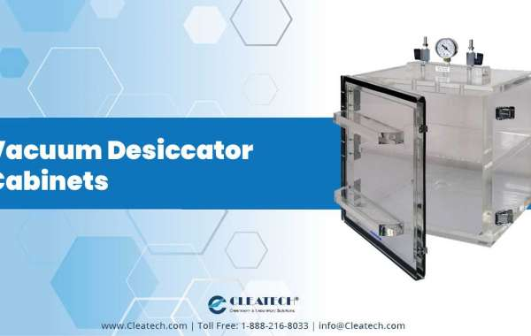 Why Are Vacuum Desiccator Cabinets Used For Storing Chemical Samples?