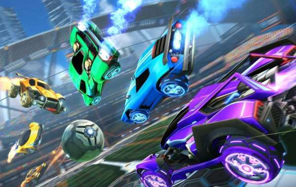 Rocket League used to drop locked loot packing containers containing