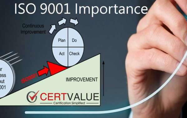 Why Certvalue is for ISO 9001 Certification?