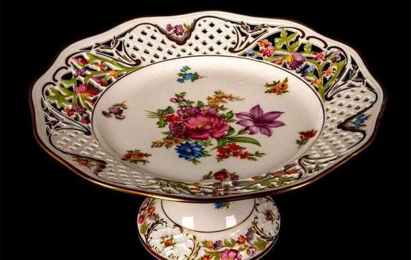 Ceramics as Collectibles and Origin.