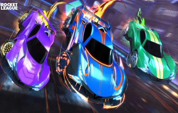 Rocket League is currently celebrating its fifth anniversary with an in-sport event