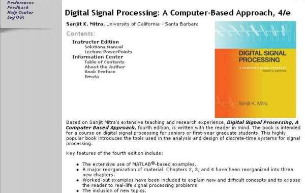 Solution Ual Dsp Sanjit K Mitra 4th Full Version Rar Download Book